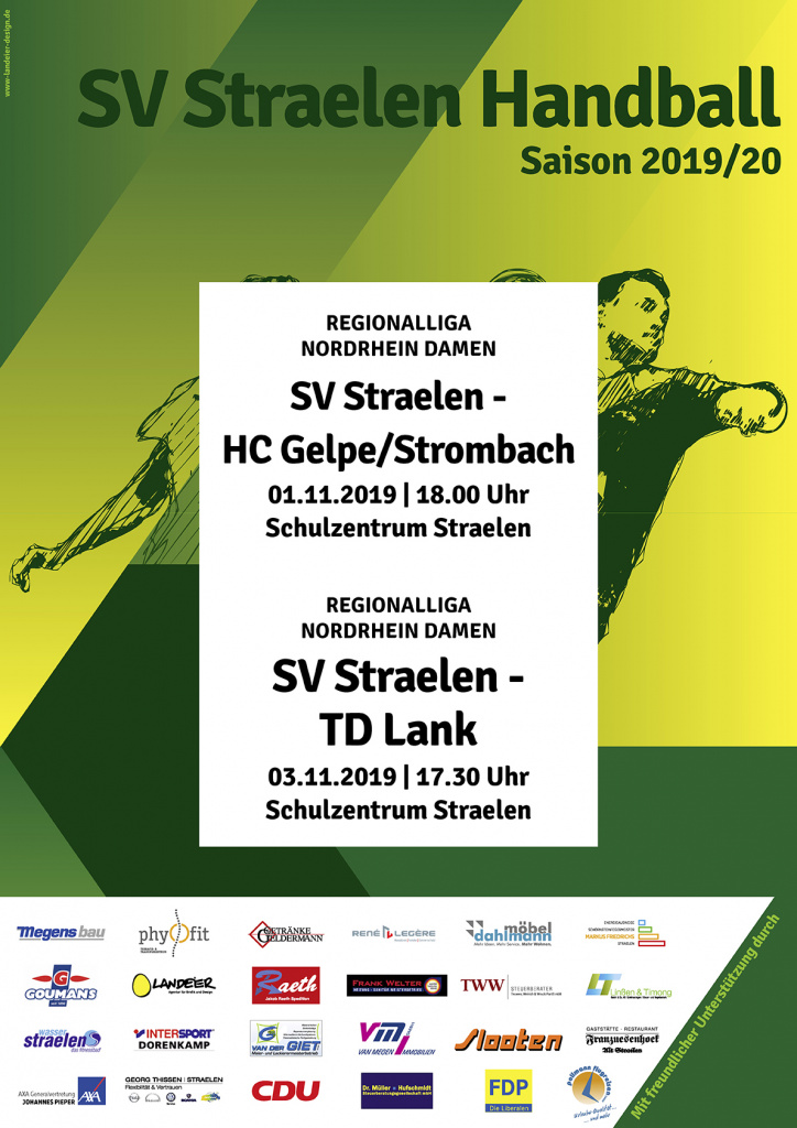 Handball – 4. Heimspieltag