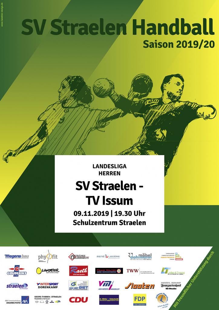 Handball – 5. Heimspieltag